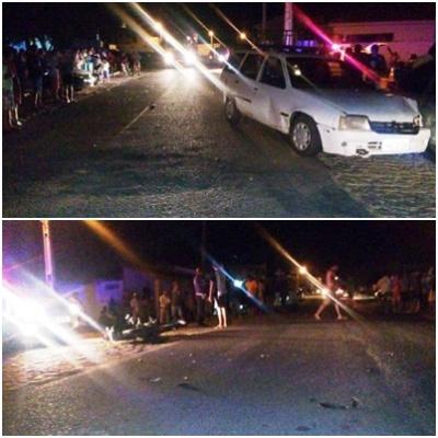 Homem embriagado provoca grave acidente em Cerro Corá