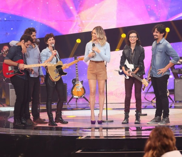 Banda Plutão Já Foi Planeta se apresenta hoje na segunda fase do programa Superstar