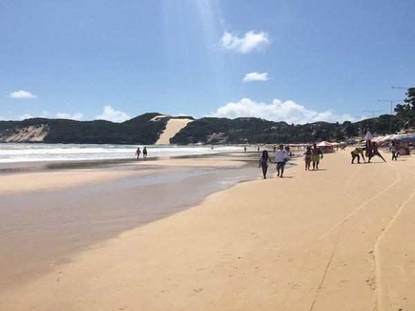 Em Natal, Ponta Negra e Redinha têm trechos impróprios para banho