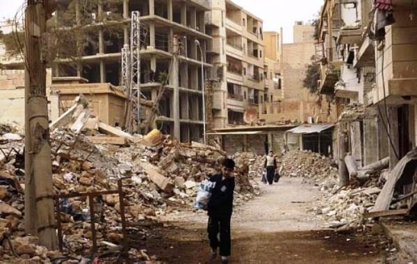 Número de mortos nos últimos dois dias em atentados na Síria chega a 184