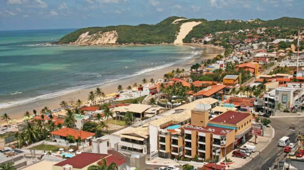 Praia de Ponta Negra está imprópria para banho