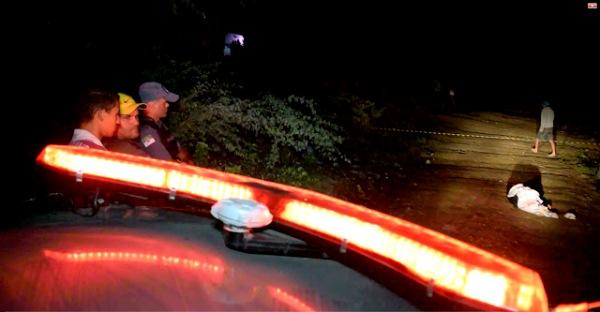 CURRAIS NOVOS: Homicídio foi registrado na noite desta sexta-feira (13)