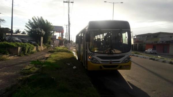 Transportes coletivos são assaltados em Natal e Região Metropolitana