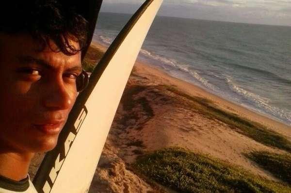 Josivan Duarte, 23 anos, desaparecido desde a tarde da última quarta-feira, 29.