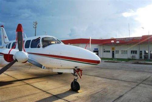 "Robinson: ""Aeroporto de Mossoró está prestes a voltar a operar voos domésticos"""