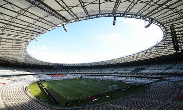 Brasil x Argentina pelas eliminatórias será no Mineirão