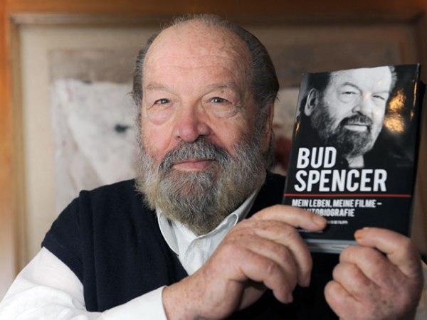 Bud Spencer, ator da dupla com Terence Hill, morre aos 86 anos
