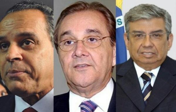 """Machado diz ter """"repassado propina para José Agripino, Garibaldi, Walter Alves, Felipe Maia e Henrique Alves"""""""
