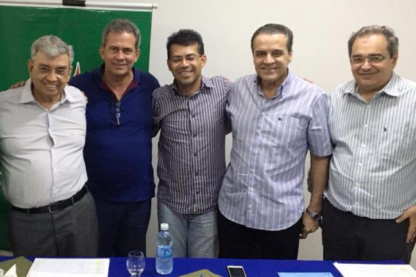 LAGOA NOVA: PMDB do RN da sinal verde à Luciano Santos