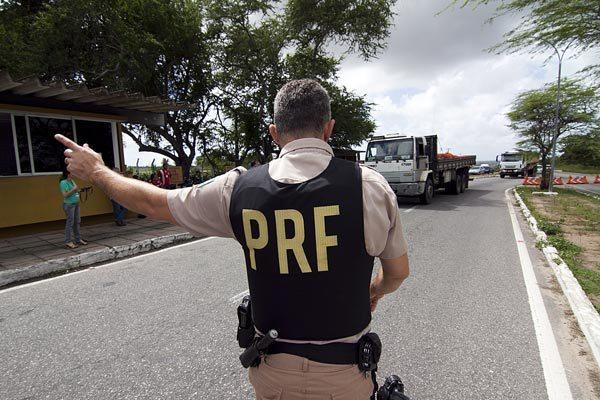 PRF reforça a fiscalização em todas as rodovias federais na Paraíba