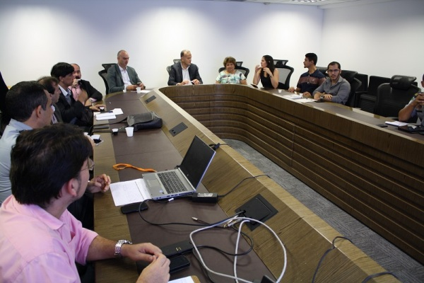 Sesed e UFRN discutem melhorias para políticas públicas de segurança no RN