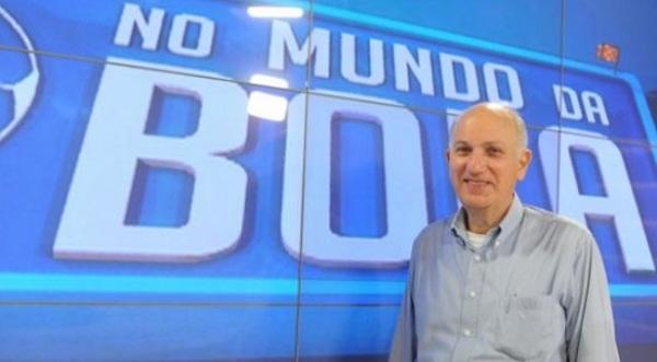 Jornalista espoertivo Alberto Léo morre aos 65 anos
