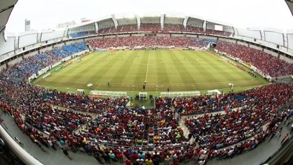 Arena das Dunas comemora renda recorde e quer mais jogos da Série A