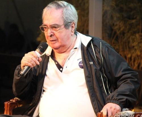 Benedito Ruy Barbosa se recupera após internação