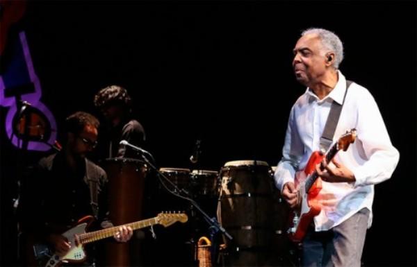 Gilberto Gil deve deixar hoje Hospital Sírio-Libanês