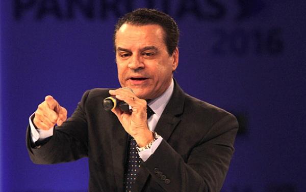Ministro do Turismo Henrique Alves recebeu recurso do petrolão, diz Janot