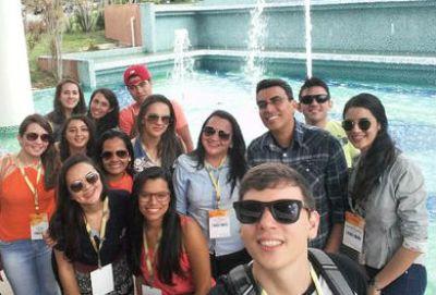 IFRN: Alunos da Licenciatura participaram de Evento Cientifico Nacional na Paraíba