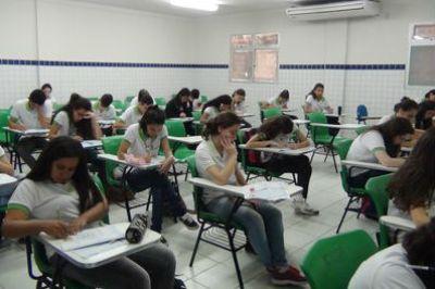 Campus Currais Novos participa da 1ª fase da OBMEP 2016