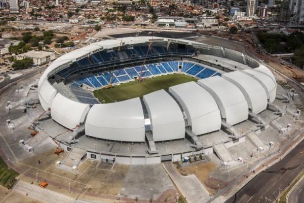 Arena das Dunas acumula R$ 35 milhões em prejuízos desde a inauguração