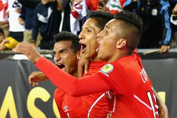 Brasil é eliminado da Copa América pelo Peru