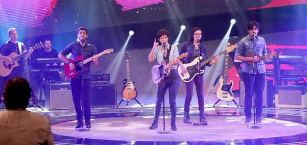 Banda potiguar avança de fase no programa 'Superstar'