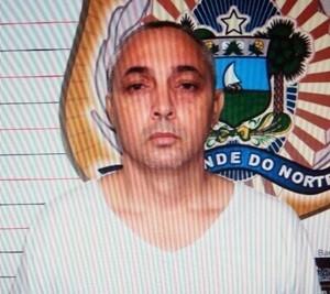 """""""Toupeira"""" fugiu da unidade prisional quando realizava a faxina (Divulgação/Sejuc)"""