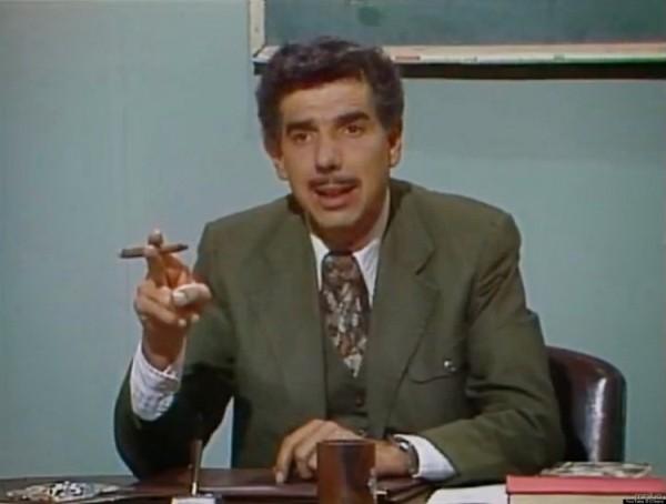 "Morre Rubén Aguirre, intérprete do Professor Girafales em ""Chaves"""