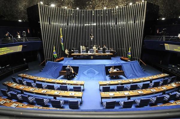 Senadores querem votar reajuste do Judiciário nesta quarta-feira