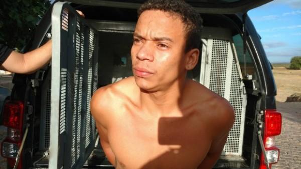 Suspeito de matar caicoense é preso em Cruzeta