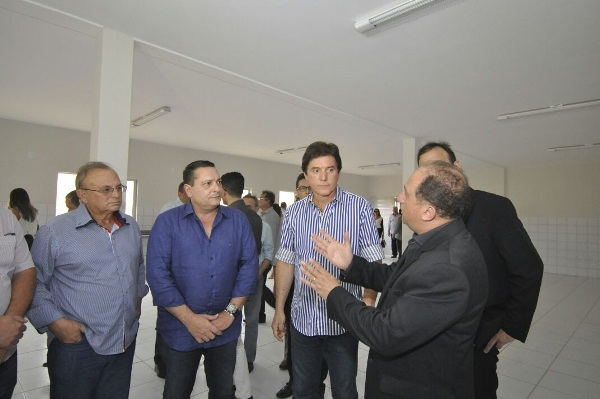 Ezequiel reforça interiorização do desenvolvimento no Seridó