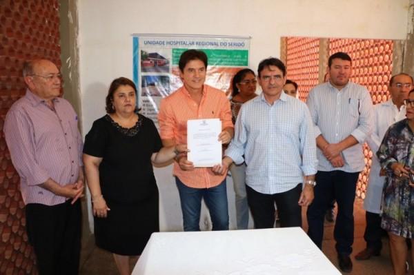 Investimento de quase R$ 4 mi ampliará atendimento do Hospital Regional do Seridó