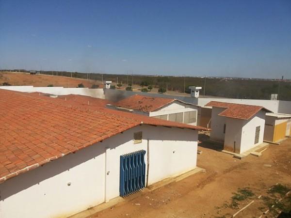 Penitenciária Estadual de Caicó registra fuga de quase dez presos