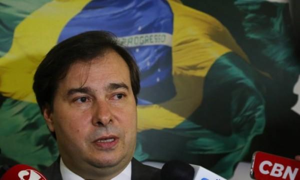 Eduardo Maia negou a hipótese de votar o processo contra Cunha em um fim de semana.