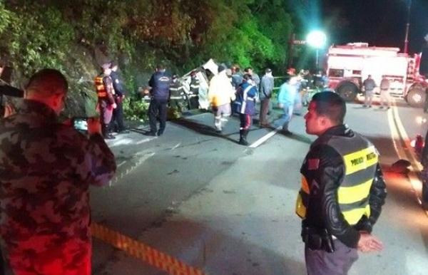 Fotografar vítimas mortas em acidentes de trânsito é crime