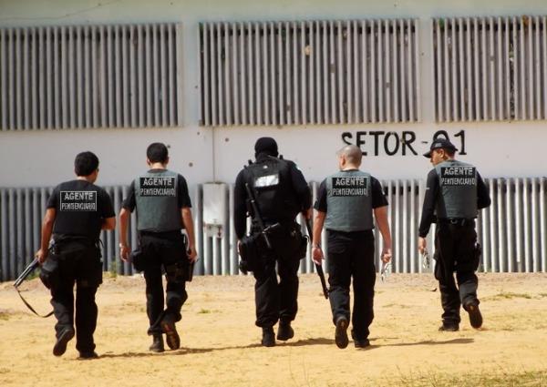 Agentes penitenciários entrarão em greve por tempo indeterminado a partir de sábado