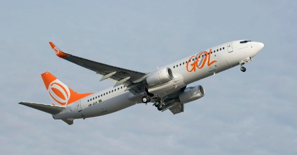 Demanda por voo nacional cai 6,6% no 1º semestre