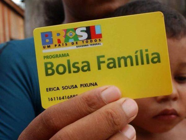 Benefício do Bolsa Família começa a ser pago com reajuste de 12,5%