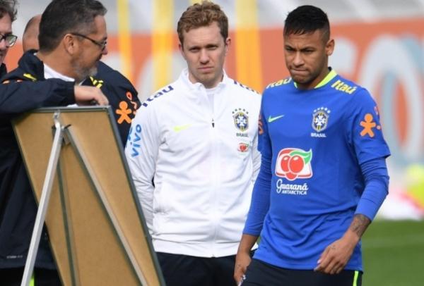 Neymar será o capitão da seleção olímpica