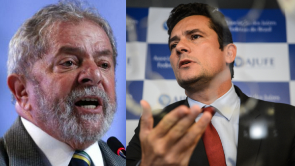 STF pede informações a Moro sobre o caso de Lula