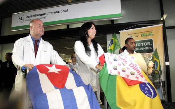 Mais Médicos: cubanos que encerrariam atuação este mês ficam até as eleições