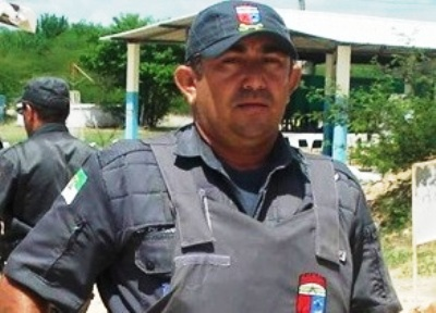 Itep exuma corpo do cabo Rangel em Caicó