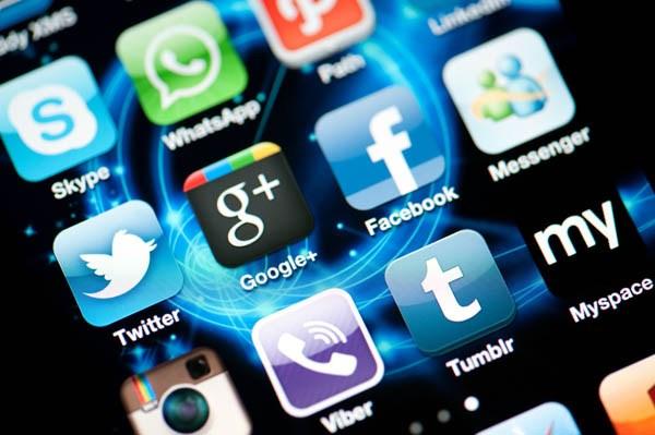 Redes sociais, imagem ilustrativa.