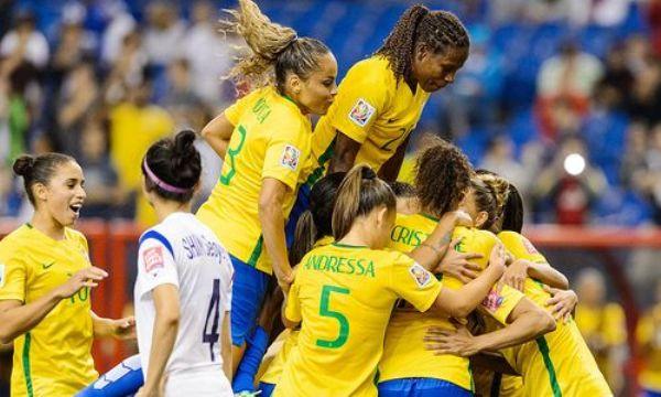 Seleção feminina de futebol é convocada para Olimpíada