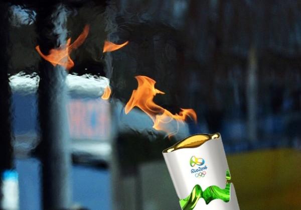 Depois de percorrer o País, chama olímpica chega ao Rio de Janeiro