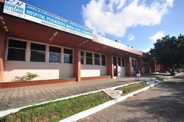 Por falta de pediatras, hospital Maria Alice Fernandes fecha UTI