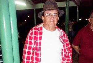 """""""Elias da Cosern"""", vítima fatal da descarga elétrica."""