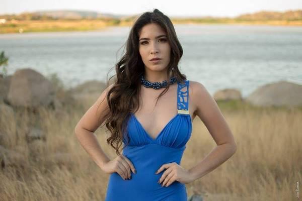Jussara Araújo, Miss Currais Novos.