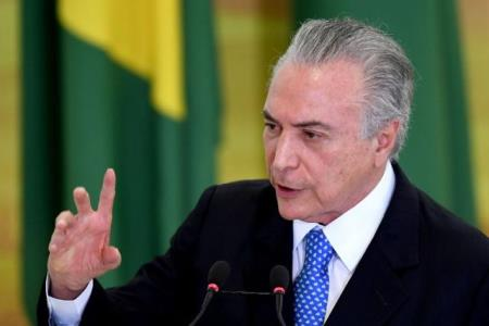 Temer planeja viagens internacionais para atrair novos investimentos ao Brasil, caso o impeachment seja aprovado