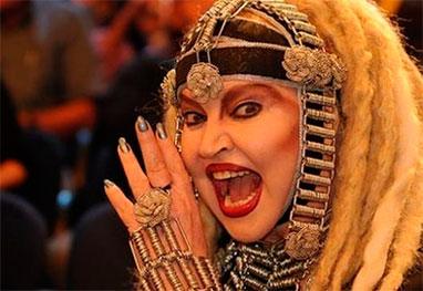 Atriz Elke Maravilha morre aos 71 anos
