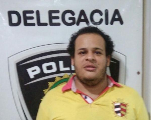 POLICIAL: Curraisnovense suspeito por estelionato é preso em shopping da capital